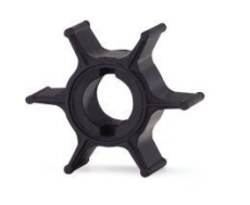 2.5HP Suzuki Seawater Impeller 17461-97110 Replacement