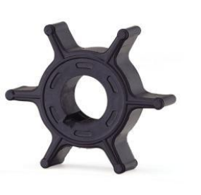 8-10HP Honda Seawater Impeller 19210-ZW9-013 Replacement