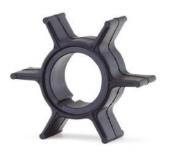 Tohatsu Seawater Impeller 345-65021-0 Replacement