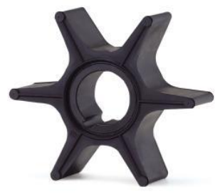 Tohatsu Seawater Impeller 353-65021-0 Replacement