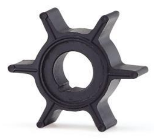 Tohatsu Seawater Impeller 369-65021-1 Replacement