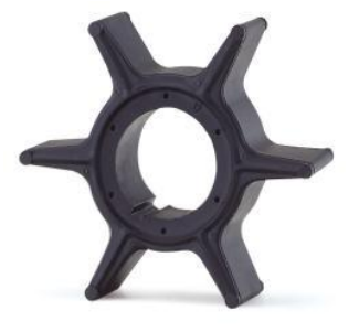 Tohatsu Seawater Impeller 3C8-65021-2 Replacement
