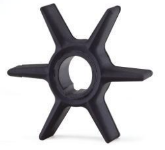 40-60HP Mercury Seawater Impeller 47-19453T Replacement