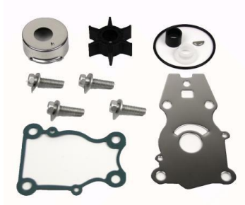 Yamaha 66T-W0078-00 Water Pump Repair Kit 30-40HP