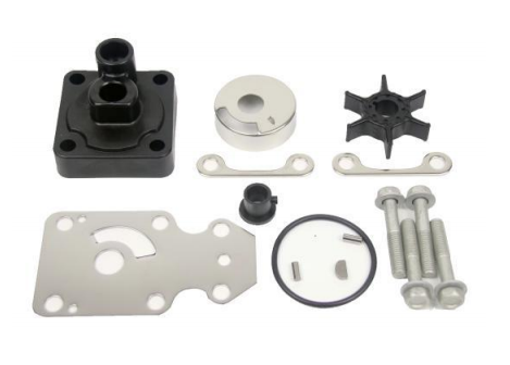 Yamaha 6AH-W0078-00 Water Pump Repair Kit 15/20HP