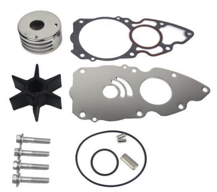 Yamaha 6AW-W0078-00 Water Pump Repair Kit 300/350HP