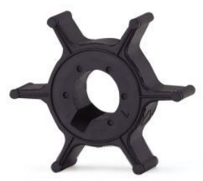 4-6HP Yamaha Seawater Impeller 6E0-44352-00 Aftermarket