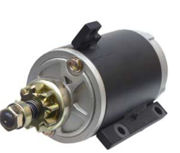 Johnson / Evinrude Outboard Starter Motor 384163 Replacement 40hp - 60hp