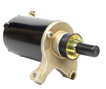 Johnson / Evinrude Outboard Starter Motor 584608 Replacement 9.9hp