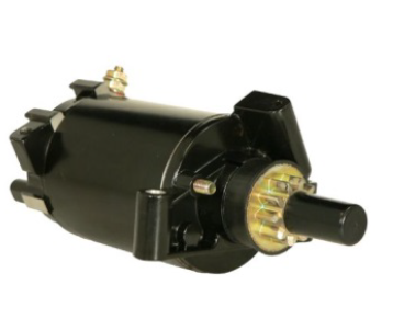 Johnson / Evinrude Outboard Starter Motor 584818 Replacement 25hp - 35hp