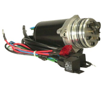 Mercury Trim Motor 99186, Replacement 40hp – 220hp