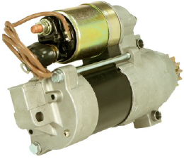 Yamaha Starter Motor 68F-81800-00 Replacement