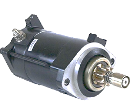 Yamaha Starter Motor 6K7-81800-10 Replacement 115hp – 200hp, 225hp