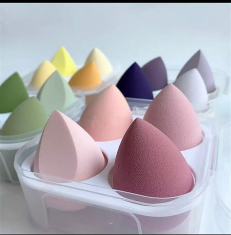 Beauty blender cosmetic pink