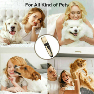 Pet Trimmer Set