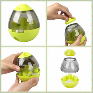 Interactive Ball (Food Dispenser)