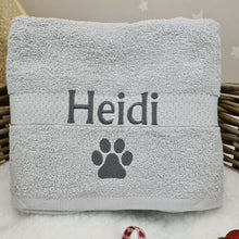 Load image into Gallery viewer, Personalised Towel