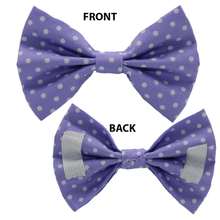 Load image into Gallery viewer, Bow Tie (Dots)
