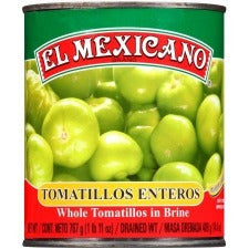 El Mexicano Whole Tomatillos 3kg