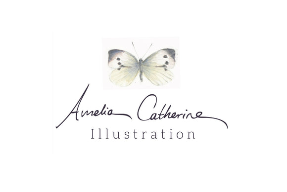 Amelia Catherine Illustration