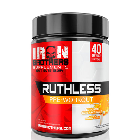 Iron Brothers Ruthless PreWorkout 40 serv