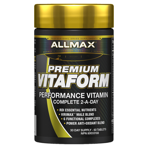 Allmax - VitaForm - Men 60ct