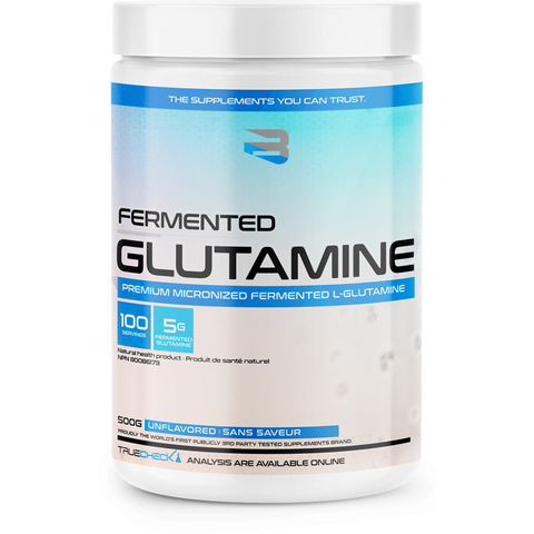 Believe Supplements Fermented L-Glutamine 500g