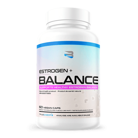 Believe Supplements Estrogen Balance - 60 vcaps