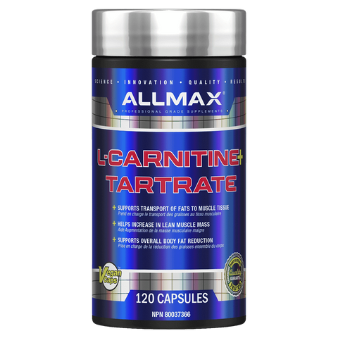 Allmax L-Carnitine - 120 pills