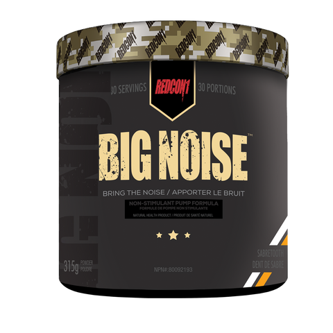 Redcon1 Big Noise - BOSS Supplements Oakville