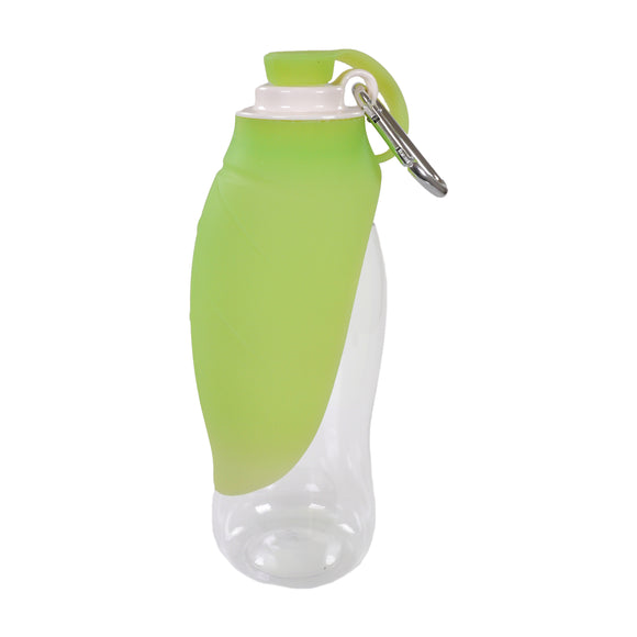 Rosewood Portable Leaf Travel Dog Water Bottle