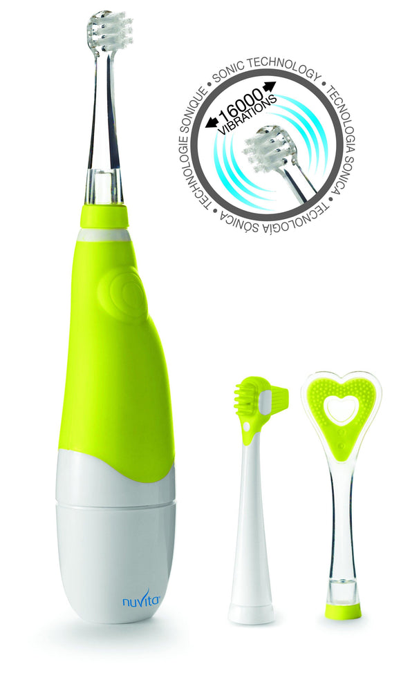 Nuvita Electric baby dental kit