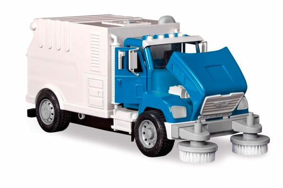 Kids Play Truck | Driven - Cleaning Truck