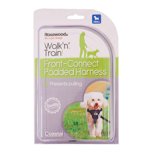 Dog Harness | Front-Connect Padded Dog Harness