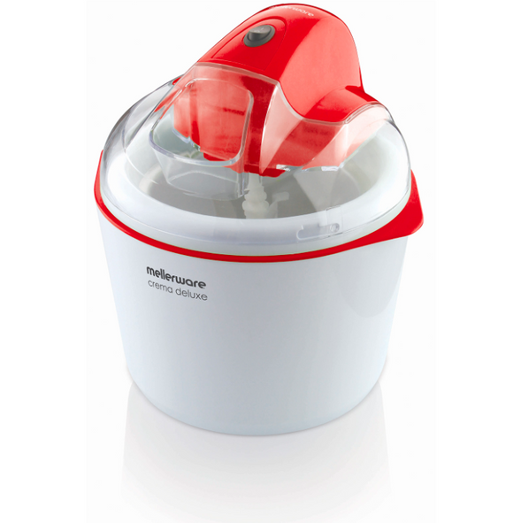 Mellerware | Crema Deluxe Ice Cream Maker