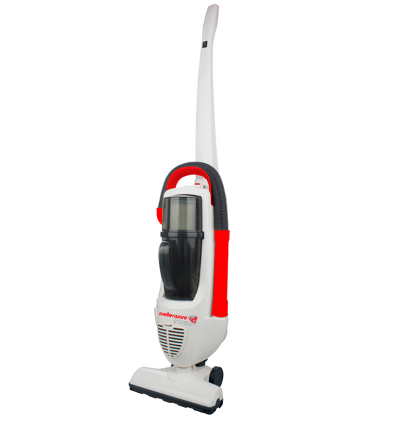 Mellerware | Vacuum Cleaner Upright Bagless Plastic Grey 0.8l 1000W