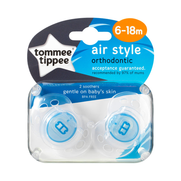 Tommee Tippee | CTN AIR SOOTHER 6-18M