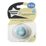 Tommee Tippee | CTN NEWBORN SOOTHER 0-2M - BOY 1PK