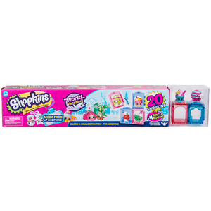 Girls Toy | Shopkins Mega Pack S8 - USA