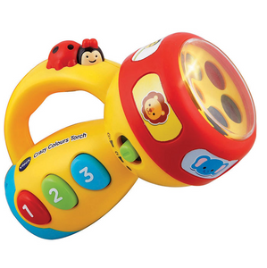 Kids Educational Toy | VTech Spin And Learn Color Flashlight
