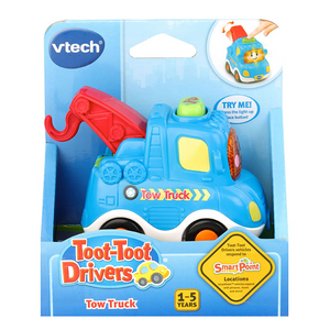 Kids Educational Toy | VTech Toot-Toot Driver Tow Truck