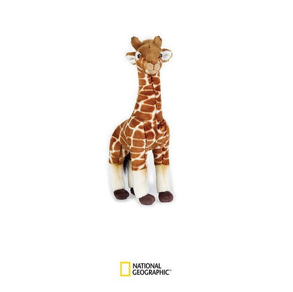 Kids Plush Toy | National Geographic Plush - Giraffe