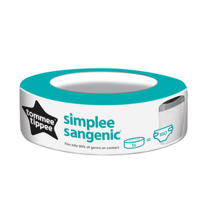 Tommee Tippee SANGENIC SIMPLEE CASSETTE SINGLE