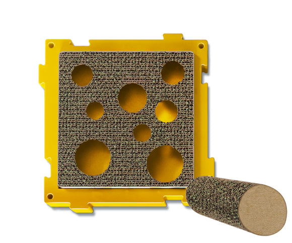 Cat Scratcher | Petstages Treat Pockets Scratcher with Post