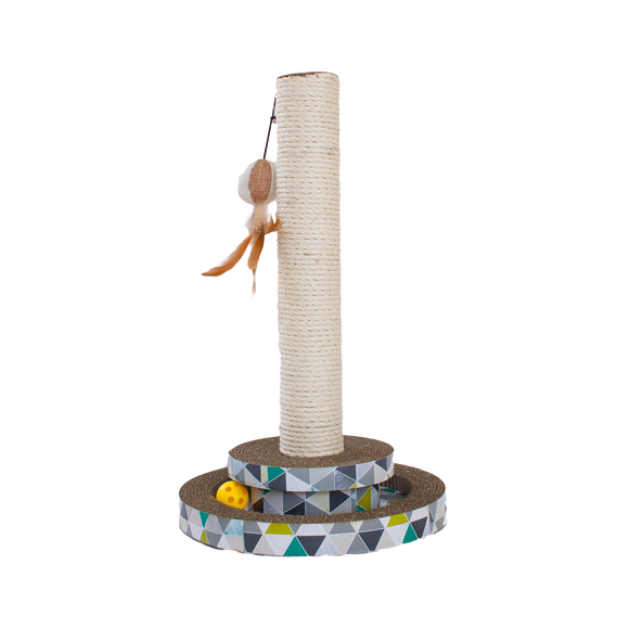 Cat Scratcher | Petstages Scratch Tower Track