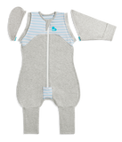 Love To Dream SWADDLE UP TRANSITION SUIT 1.0T BLUE