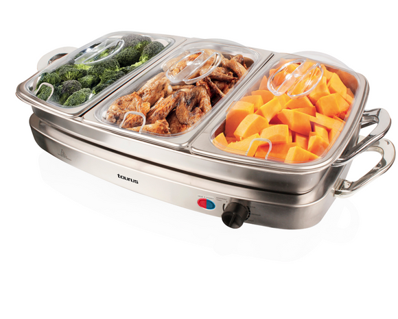 Buffet Server Multifunction Stainless Steel 450W