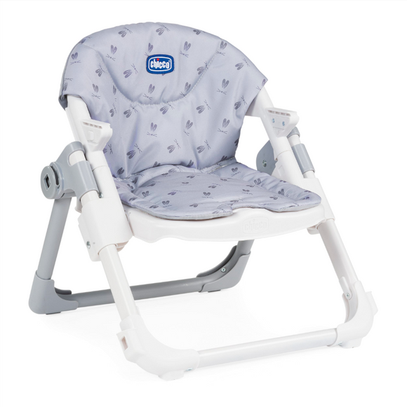 Chicco Booster Seat - Chairy - Bunny Grey