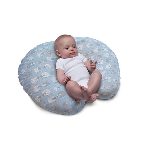 Chicco Boppy Nursery Pillow – Soft Sheep