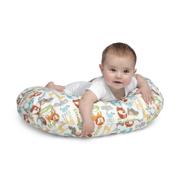 Chicco Boppy Nursery Pillow – Peaceful Jungle